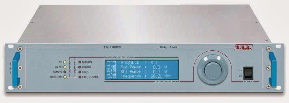 RVR PTX 30 Lcd