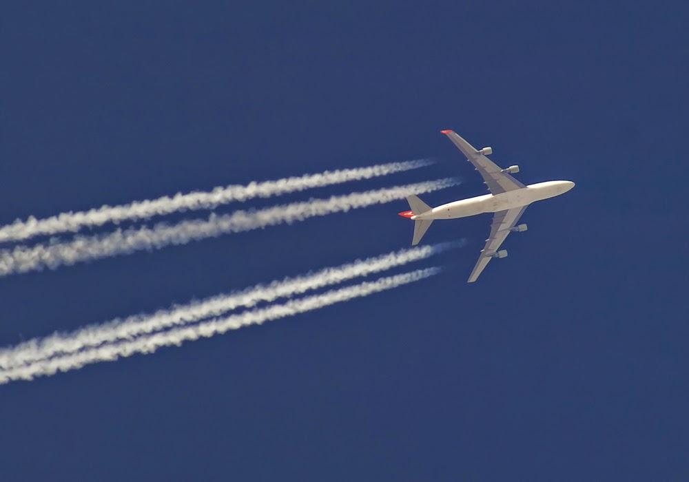 Doch keine so gute Idee: Vergiftung der Bevölkerung durch Chemikalien in mehreren tausend Metern Höhe