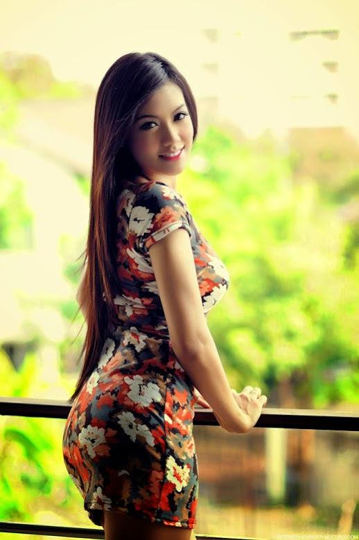 Ảnh gái xinh mỹ nhân Trung Quốc khoe sắc 5
