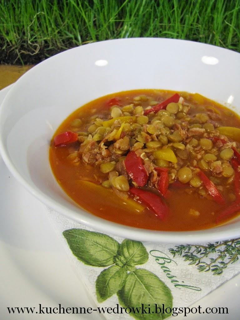 Zupa z warsztatów Pudliszki