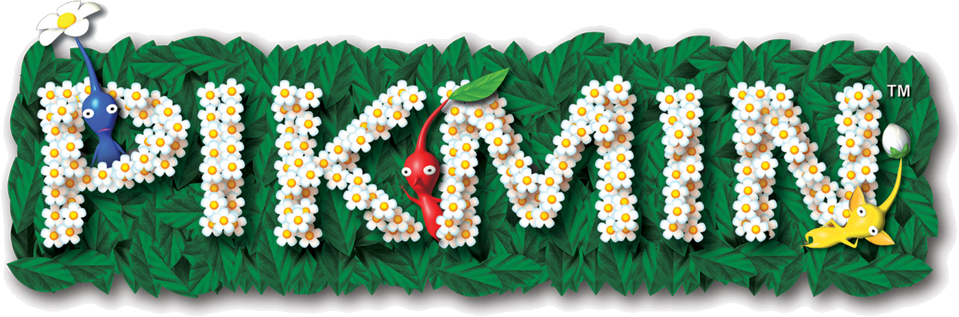 Logo Pikmin