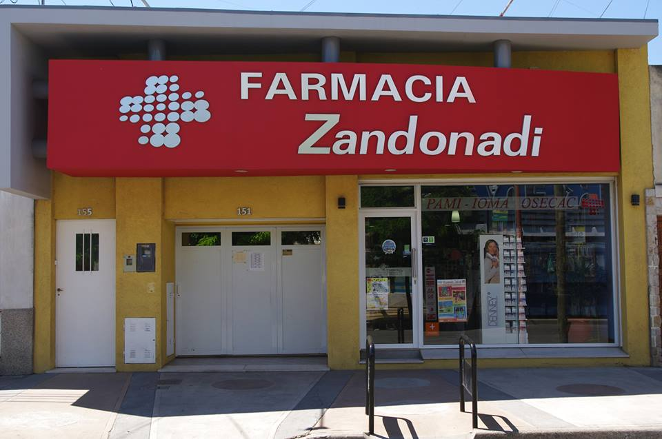Farmacia Zandonadi