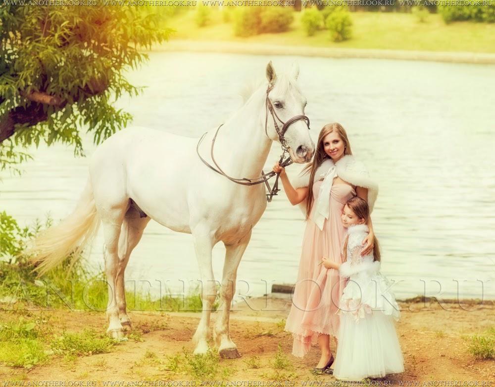 фотосесия с лошадьми