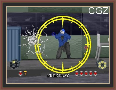 Virtua cop2 Download For Free