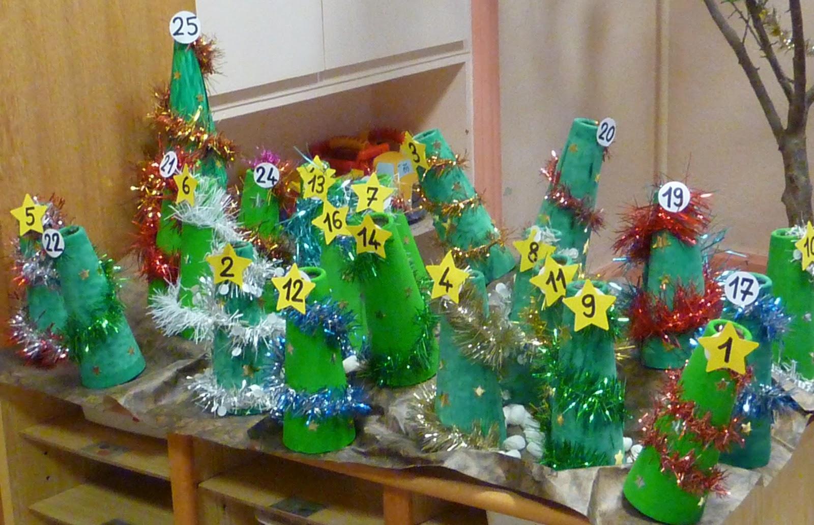 #A4A327 Ecole Ste Marie: Les TPS PS MS Préparent Noël 6075 décoration de noel tps/ps 1600x1032 px @ aertt.com