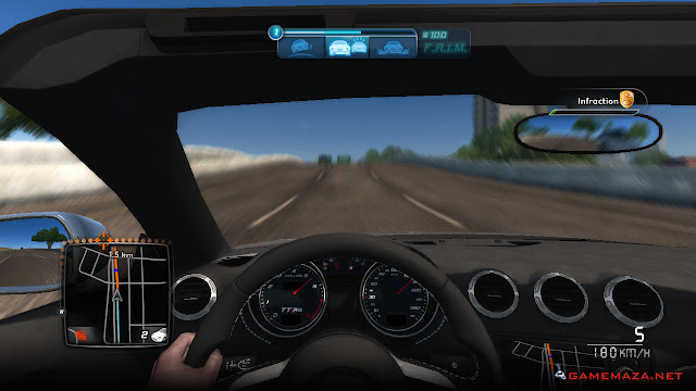 Test Drive Unlimited Gameplay Screenshot 3