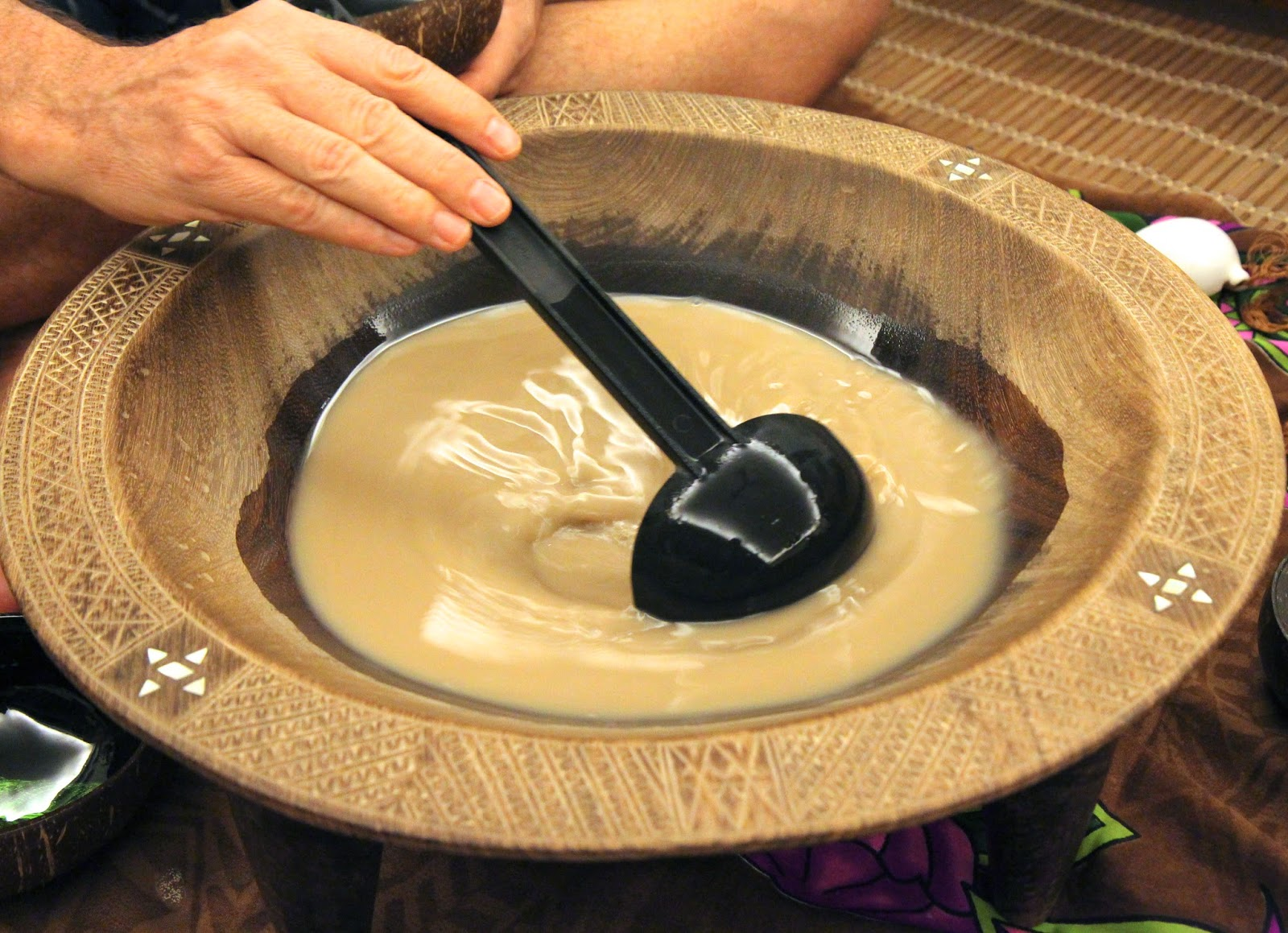 how to make kava drink