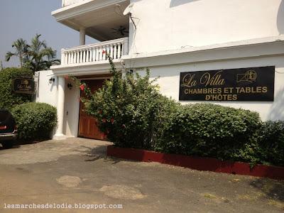 Maison d'Hôtes - Villa Des Fées - Douala - Les Marches d'Elodie