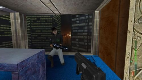 Screenshot of Perfect Dark for Xbox Live Arcade