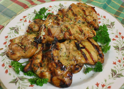 Rum Island Chicken Thighs, shared by The Best of Long Island & Central Florida