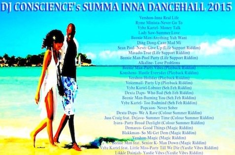 SUMMA INNA DANCEHALL by DJ Conscience