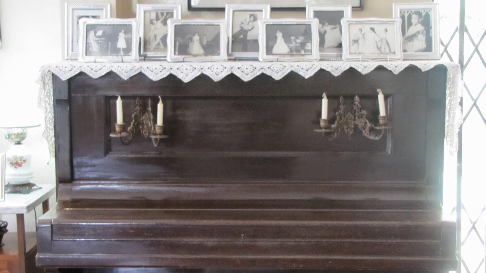 FTW! Blog, Hofileña Museum, Bacolod, #FTWtravels, German Steinweig piano