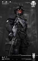 Futuristic Armor Special Ops Toys