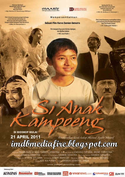 SI ANAK KAMPOENG (2011) - Movie synopsis, review, trailer ...