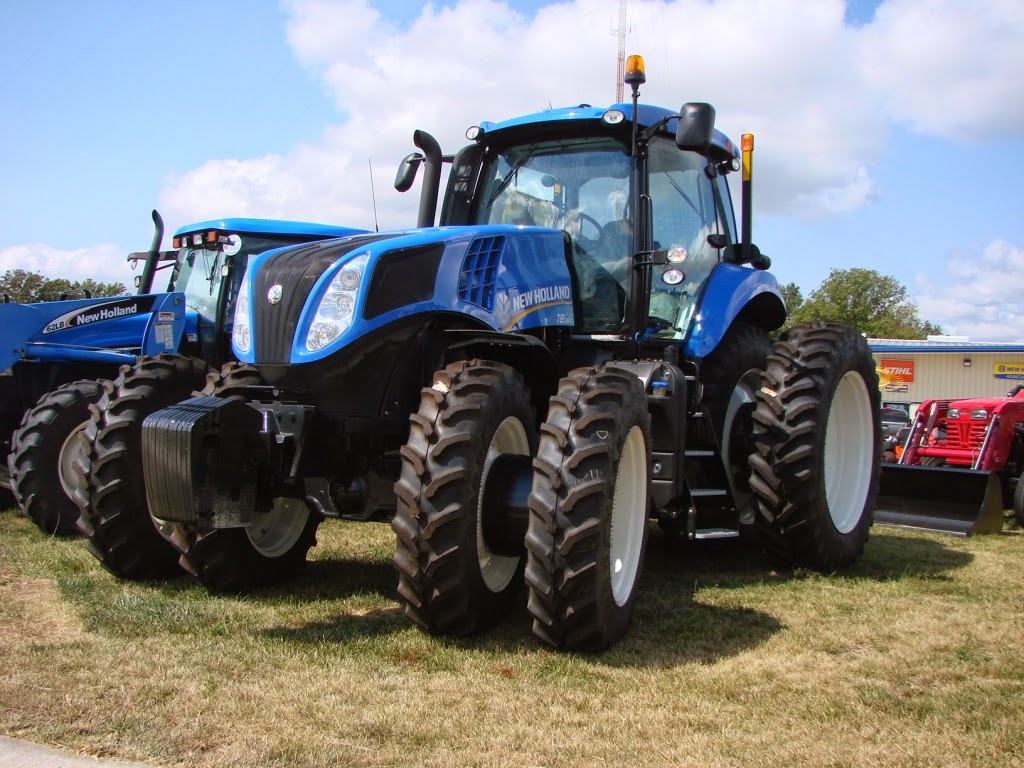 fiat new holland tractor for sale september 2014. Black Bedroom Furniture Sets. Home Design Ideas