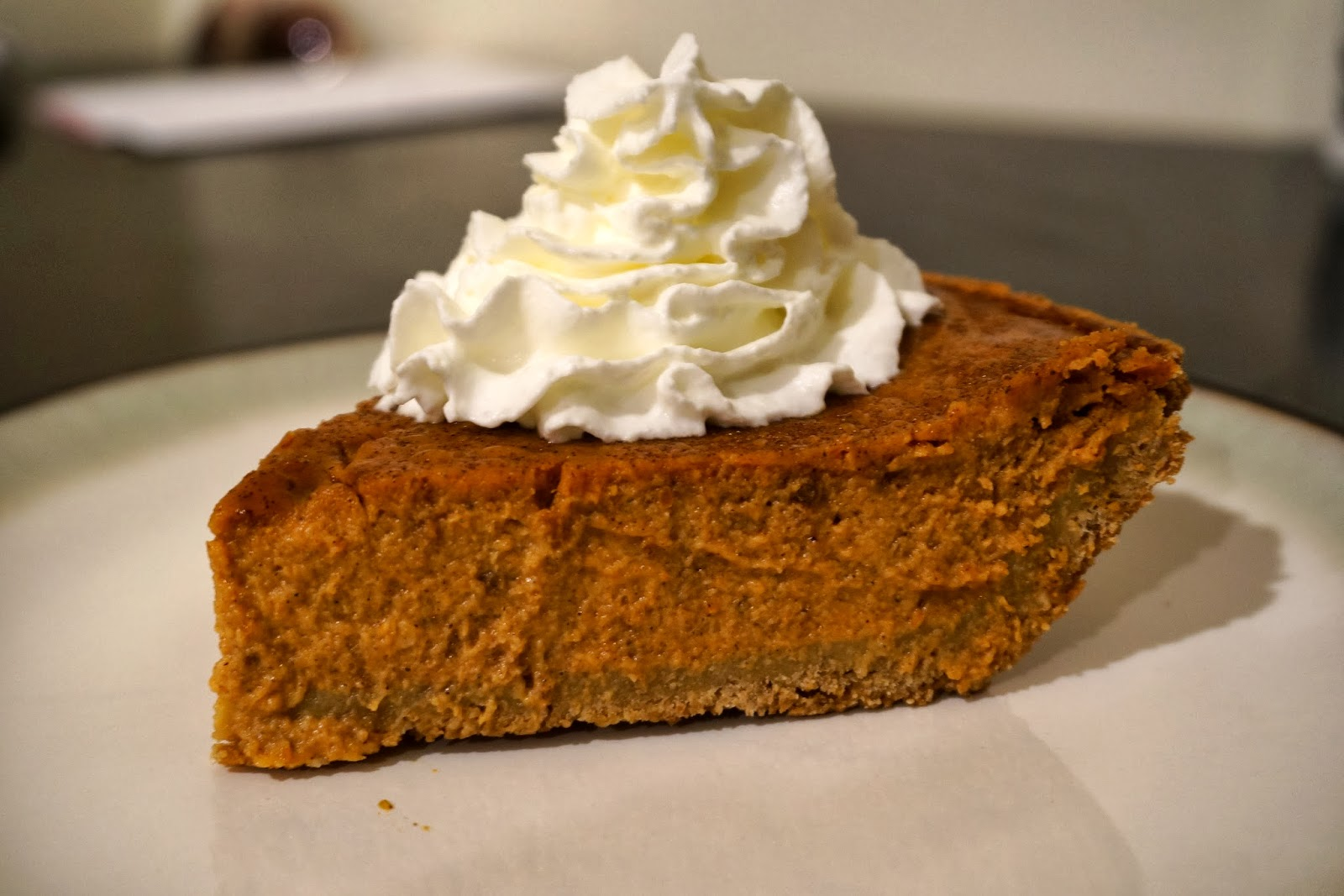 Pumpkin Pie Recipe: Husband Special! The ULTIMATE Man Made Pumpkin Pie ...