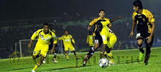Hasil Skor Sriwijaya VS Barito Putera ISL 11 Januari 2013