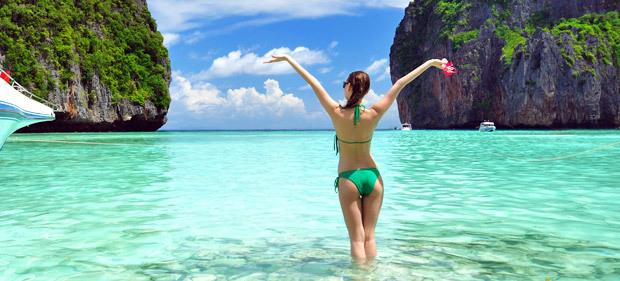 Phuket Beach a Beautiful Beach in The World