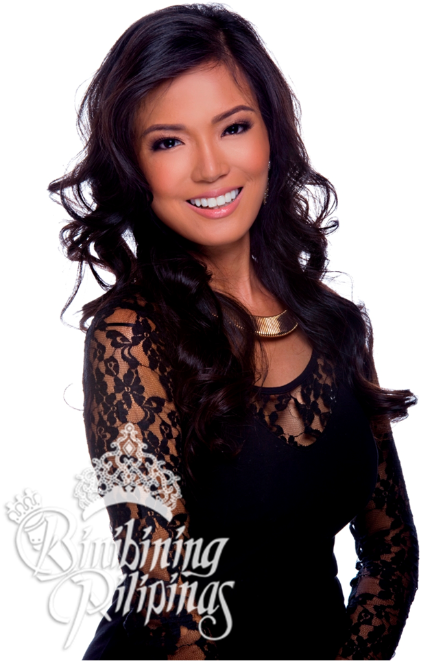Bb Pilipinas 2013 Candidate No. 03: Miss Zandra Flores