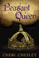 The Peasant Queen Cheri Chesley book cover