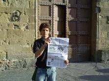 sciopero della fame - Palazzo vecchio - Firenze