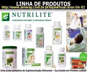 Suplementação Alimentar Nutrilite-Amway