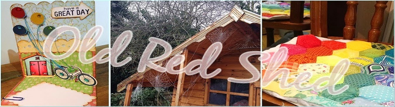 Old Red Shed