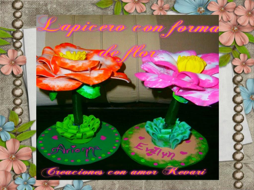 Manualidades y Moldes Yonaimy Facebook - Imagenes De Flores Hechas Con Fomi