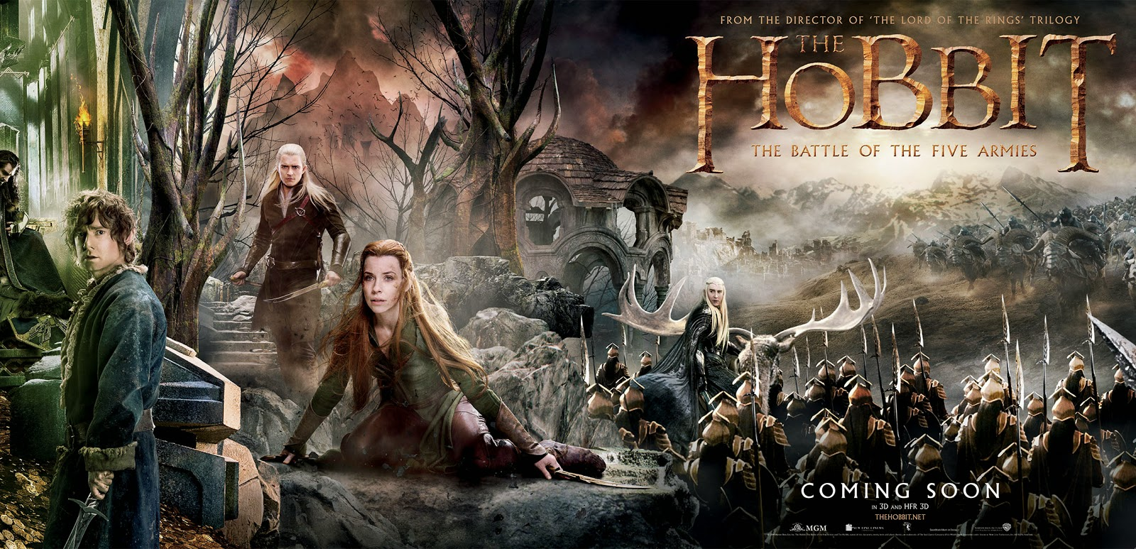 Movie review mom the hobbit battle of five armies satisfies the the hobbit battle of five armies satisfies the army of fans who want to see the final installment fandeluxe Gallery