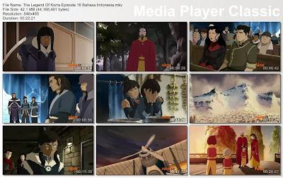 Download Film / Anime Avatar: The Legend of Korra Episode 16 Bahasa Indonesia