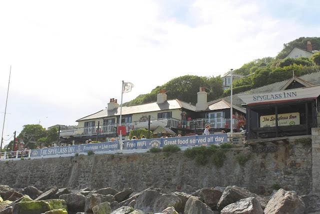 Spyglass Inn Ventnor Isle of Wight