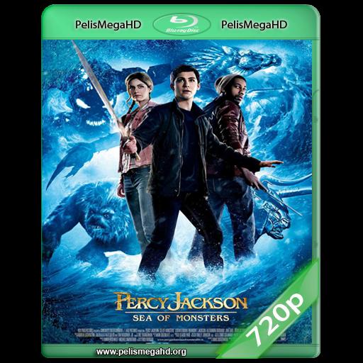 PERCY JACKSON Y EL MAR DE LOS MONSTRUOS (2013) WEB-DL 720P HD MKV ESPAÑOL LATINO