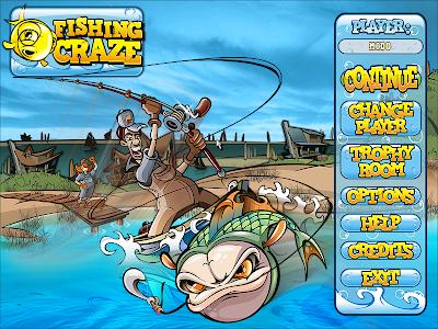 ... game mancing mania free fishing craze minimum requirement game