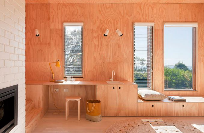 Kylie jackes australian interior design awards shortlist for Beach house design awards