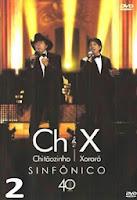 DVD Chitãozinho e Xororó - Sinfônico 2