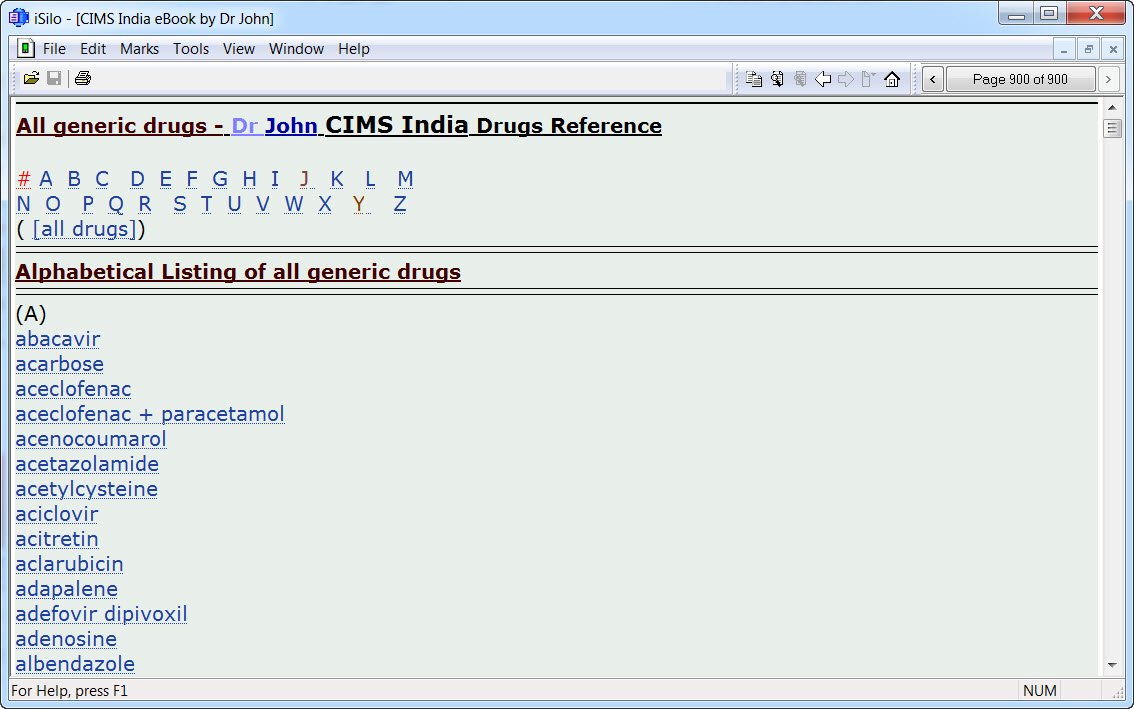 Cims india pdf