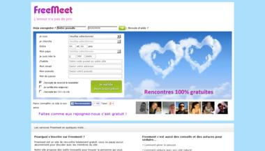 Rencontre gratuite sur freemeet.net - Trouvez l'amour sur Freemeet