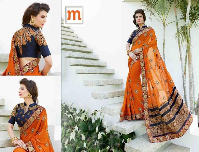 Ideal Wedding Saree online