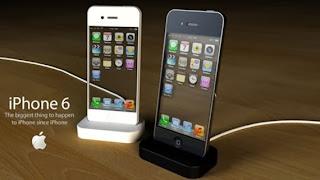 Spesifikasi Harga Apple iPhone 6, Dengan Layar Transparan
