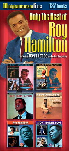 Roy Hamilton - Only The Best Of