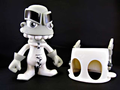 WonderCon 2012 Exclusive Morksta Mork Vinyl Figure by MAD