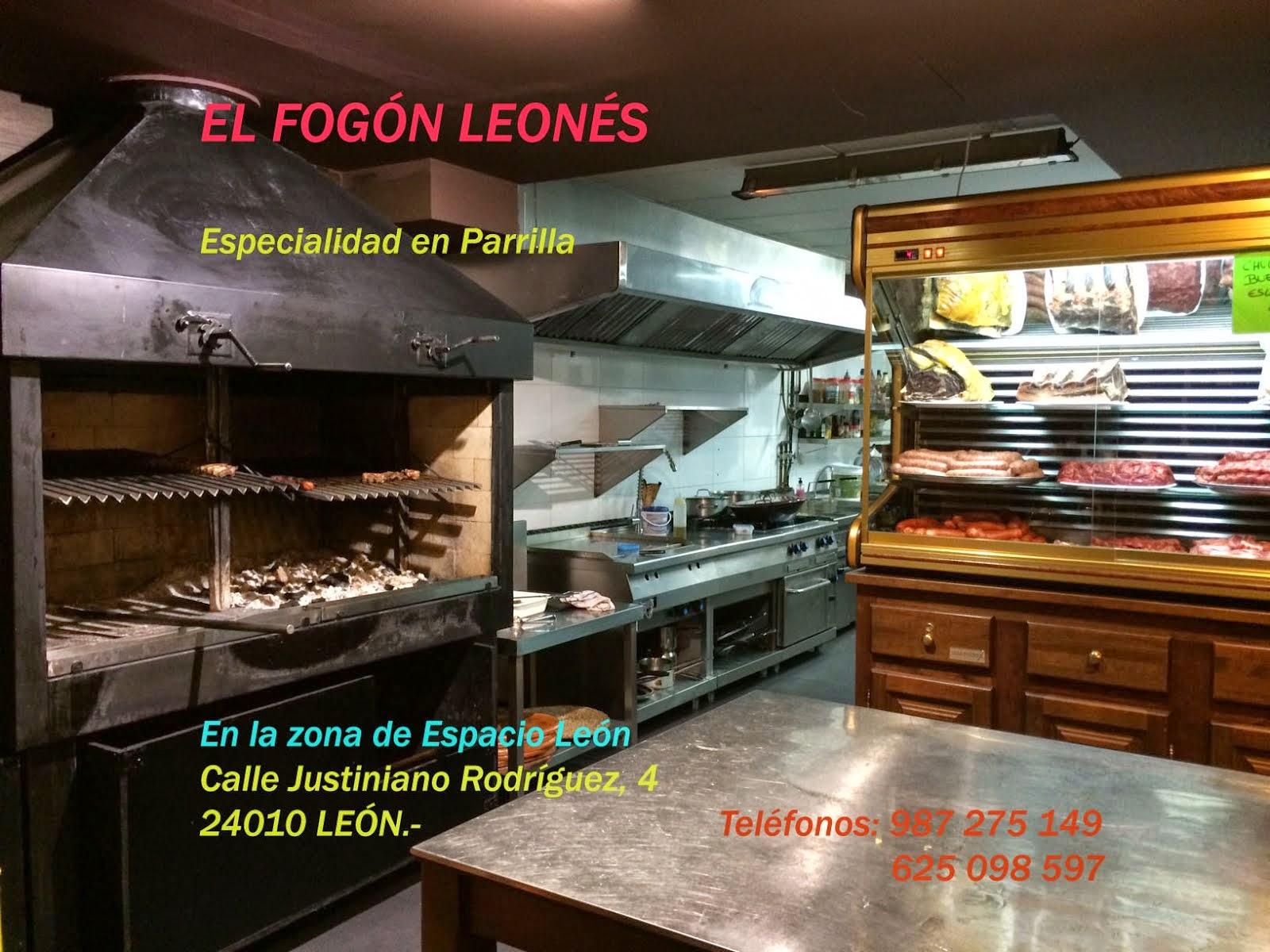 Las mejores carnes a la PARRILLA, en León...