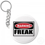 Freakdom Pin