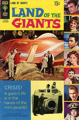 Dica Quanta - Terra de Gigantes de Irwin Allen