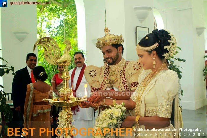 Gossip Lanka Wedding