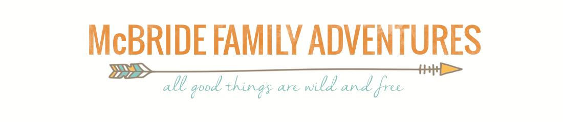 McBride Family Adventures