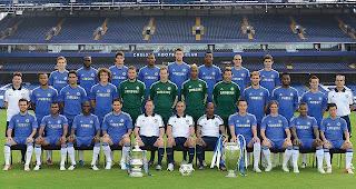 Chelsea FC Squad 2012-2013