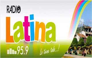 Radio Latina 95.9 fm Sisa