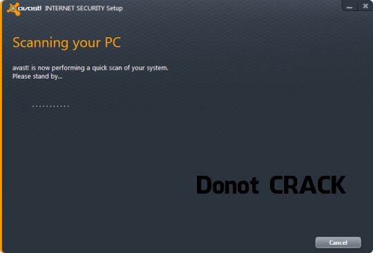 how to change avast internet security to free