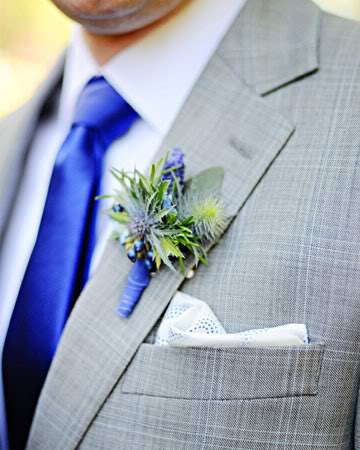 Bride with a Twist: Wedding Palette Wednesday! Blue and White
